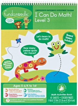 Carolina Pad & Paper Company Fundanoodle Math Activity Book - Grades K - 1