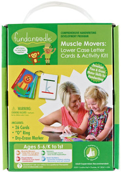 Carolina Pad & Paper Company Fundanoodle Lower Case Muscle Movers
