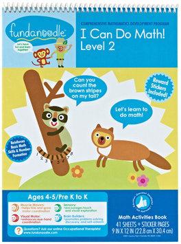 Carolina Pad & Paper Company Fundanoodle I Can Do Math - Level 2