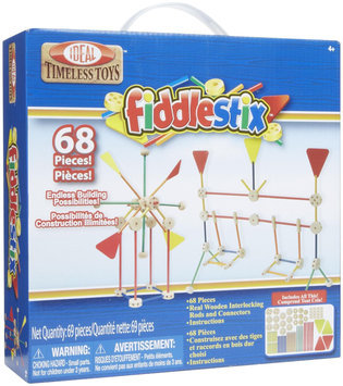 Poof-slinky Poof Slinky Fiddlestix in Canister (68 pcs) - 1 ct.
