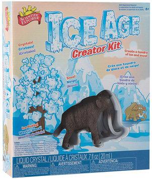 Scientific Explorer Ice Age Creator Kit (Putty/Snow)