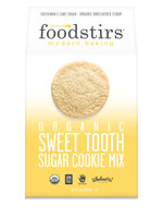 Foodstirs Organic Sweet Tooth Sugar Cookie Mix