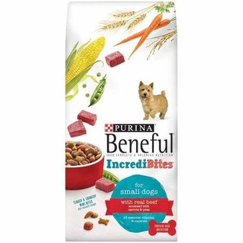 Beneful Dry Dog Food IncrediBites® With Real Beef Small Dog Food
