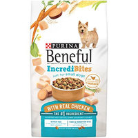 Beneful Dry Dog Food IncrediBites® With Real Chicken Small Dog Food