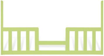 Childcraft London Euro Crib Guard Rail - Lime - 1 ct.