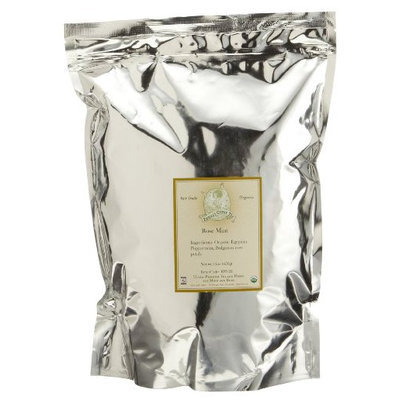 Zhenas Gypsy Tea Zhena's Gypsy Tea Rose Mint Organic Loose Tea, 16-Ounce Bag