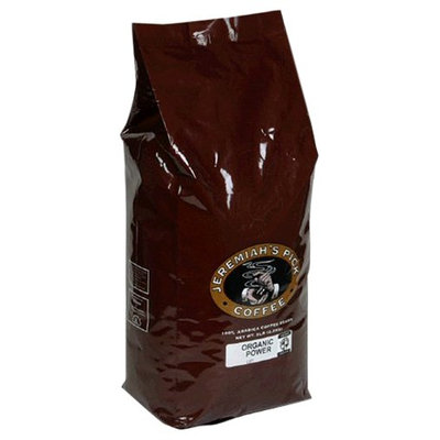 Jeremiah's Pick Coffee Organic Whole Bean - Power Caf - 5 lb