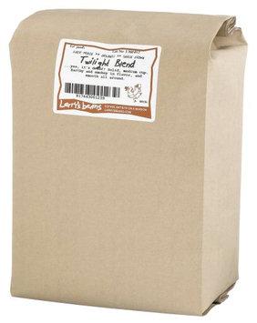 Larry's Beans Fair Trade Organic Coffee, Decaf Twilight Blend, Whole Bean, 5-Pound Bag