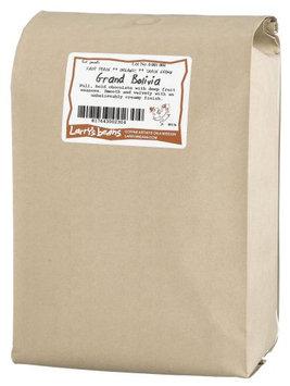 Larry's Beans Fair Trade Organic Coffee, Grand Bolivia, Whole Bean, 5-Pound Bag