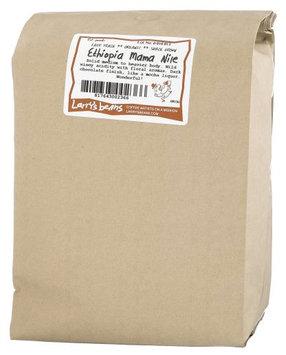 Larry's Beans Fair Trade Organic Coffee, Ethiopia Mama Nile, Whole Bean, 5-Pound Bag