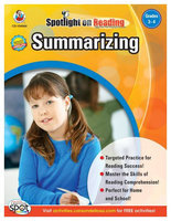 Summarizing, Grades 3 - 4 (Spotlight on Reading)