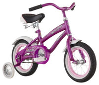 Diamondback 2013 Girls Lil Della Cruz Cruiser Bike, Purple - 12