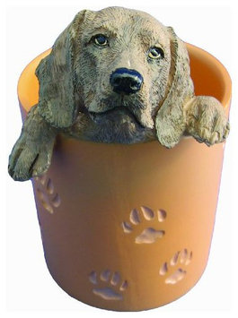 E & S Pets ES Pets Weimaraner Pen/Pencil Holder