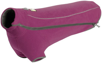 Ruffwear Climate Changer Dog Fleece Jacket Purple Dusk, M