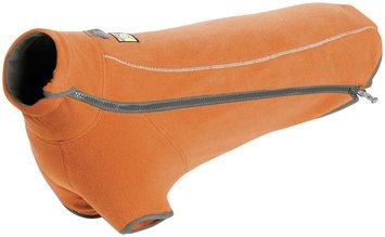 Ruffwear Climate Changer Fleece Dog Jacket-Orange-L