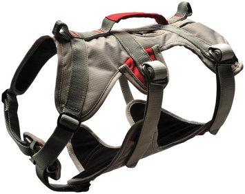 Ruffwear Doubleback Harness Dog Safety Adjustable Graphite Gray Large NEW