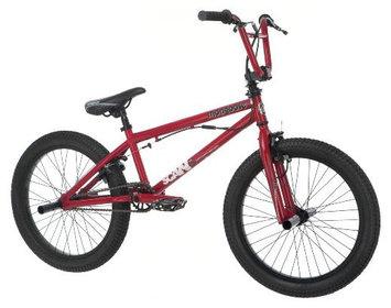 Mongoose Boy's Scan R40 Freestyle Bike, Crimson - 20