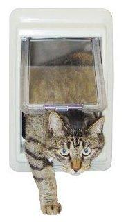 I Pet Doors Ideal Pet Products PEC Electromagnetic eCat Storm Door Cat Door