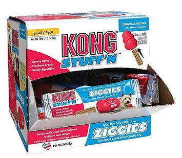 Kong Ziggies Adult Small Cube