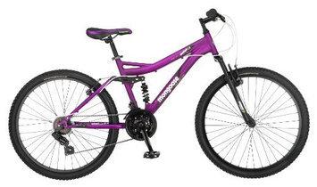 Mongoose Women's Status 2.2 Mountain Bike