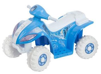 Kid Trax Cinderella Quad 6V