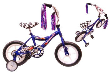 Micargi MBR Cruiser Bike, Blue - 12-Inch