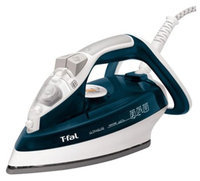 T-fal FV4476 Ultraglide Easycord Steam Iron with CERAMIC Scratch Resistant Nonstick Soleplate