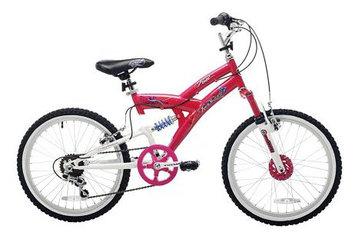 Kent Rock Candy Girls Bike, Pink/White - 20