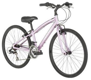 Diamondback Bicycles Clarity Performance Girl's Hybrid Bike, Pink - One Size Frame