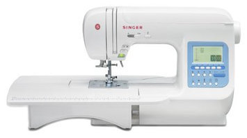Singer Sewing Co SINGER 9970 600-Stitch (1000+ Stitch Function) Computerized Sewing Machine with Extension Table, Bonus Accessories and Hard Cove