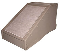 Pet Gear StRamp Pet Stair Ramp Combo for Cats and Dogs - Tan