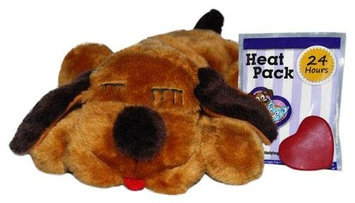 Snuggle Pet Products 101 Snuggle Puppy Brown Mutt