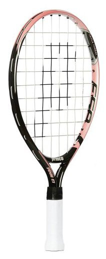 "Prince Global Sports Junior Tennis Racquet, 17"" - Pink"