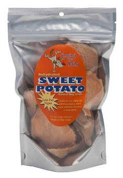 Chasing Our Tails Sweet Potato Dog Treats 100% Farmed & Made in the USA Grain & Gluten Free