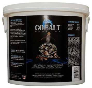Cobalt Aquatics Algae Wafers, 6-Pound