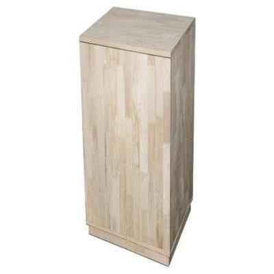Mr. Aqua Hardwood Stand for 12-Inch Cube Aquarium