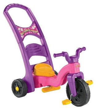 Fisher Price Rock Roll 'n Ride Trike Ride On, Pink
