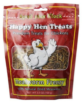 Happy Hen Treats, Mealworm Treat for Pet