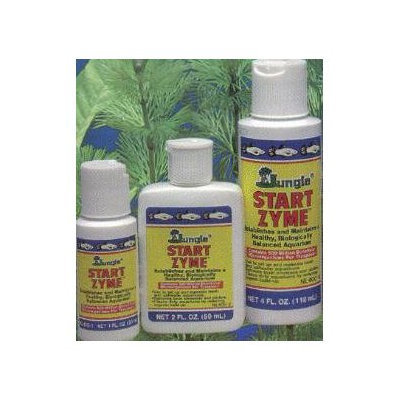 Jungle Laboratories Jungle Start Zyme Balancer for Biological Balance - 4 oz