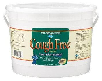 Farnam-Sure Nutrition Cough Free Powder 3 lb