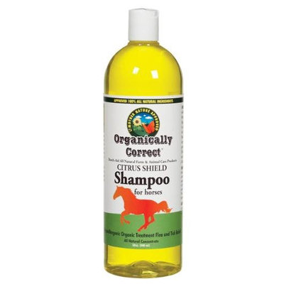 Organically Correct Citrus Shield Shampoo for Horses