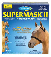 Farnam Company Farnam Companies Inc - Supermask Ii Without Ears- Copper-black Xl