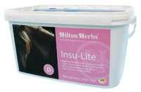 Hilton Herbs 70702 Insu-Lite Herbal Supplement Balanced Diet for Horses 2kg Tub