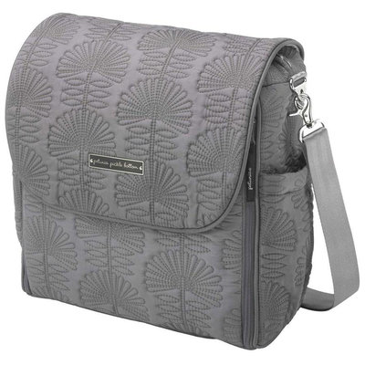 Alca Distribution Petunia Pickle Bottom Boxy Backpack Embossed - Champs Elysees Stop