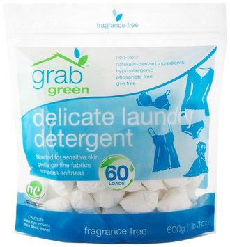GrabGreen Delicate Laundry Detergent 60 Loads Fragrance - 1.3 lbs