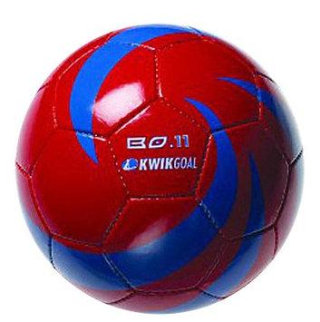 Kwik Goal BO 11 Soccer Ball, Red/Blue - Size 5