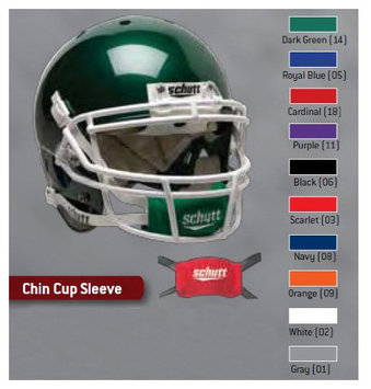 Schutt Youth Chin Cup Sleeve