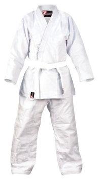 Revgear 00072 M0 Brazilian Jiu Jitsu Uniform - M0 - White