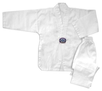 Revgear Youth 7-Ounce Lightweight TKD Student Uniform