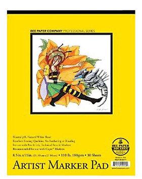 Bee Paper Company Bee Paper Bleedproof Marker Pad